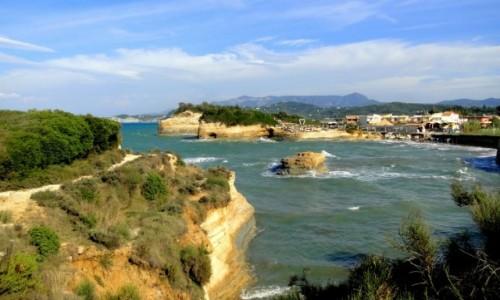 GRECJA / Wyspy Jońskie / Korfu - Sidari / Z wypadu na Korfu.