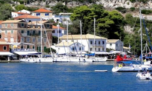 Zdjęcie GRECJA / Wyspy Jońskie / Paxos / Klimaty Wysp Jońskich.