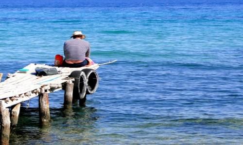 Zdjecie GRECJA / Wyspy Jońskie / Korfu / Święty spokój na Korfu ;))