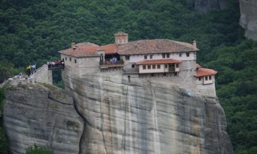 GRECJA / Środkowa Grecja / KALAMBAKA / METEORY