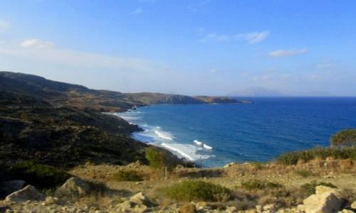 Zdjecie GRECJA / Karpathos / W drodze do Olympos / Okolice Arkasy