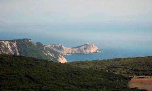 Zdjecie GRECJA / Lefkada / Lefkada / Latarnia morska