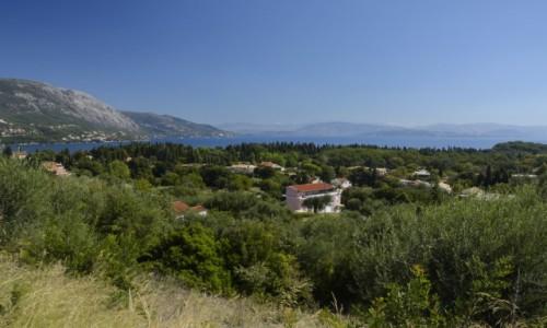 GRECJA / Korfu - Wyspy Jońskie / Dasia / Dasia