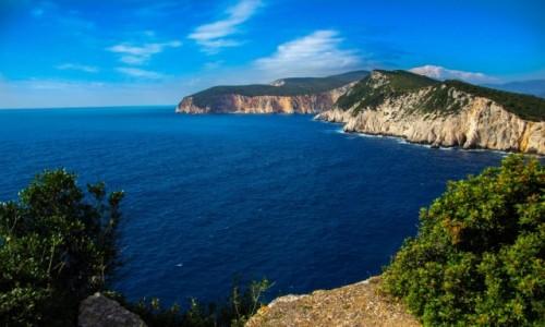 Zdjęcie GRECJA / Lefkada / Lefkada / więcej klifów