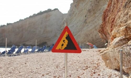 Zdjecie GRECJA / Lefkada / Lefkada / Bezpieczna plaża