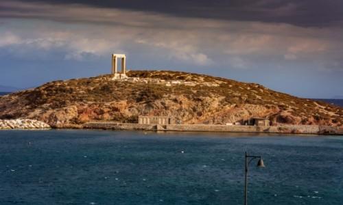 Zdjęcie GRECJA / Cyklady / Naxos / .