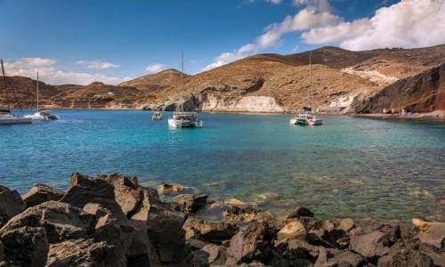 Zdjecie GRECJA / Cyklady / Santorini / Akrotiri