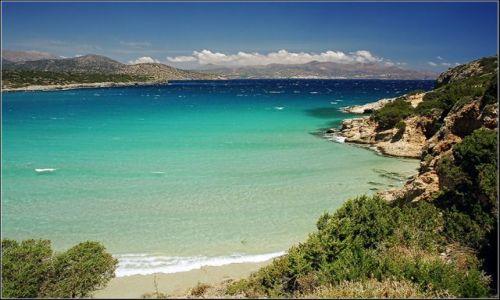 Zdjęcie GRECJA / Kreta / ok. Istro / Voulissima