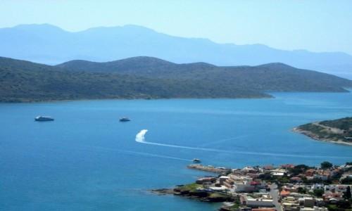 Zdjęcie GRECJA / Kreta Wschodnia / okolice Plaka / Zatoka