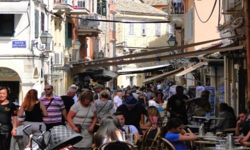 Zdjecie GRECJA / Wyspy Jońskie - Korfu / Korfu / Korfu - klimaty Starego Miasta