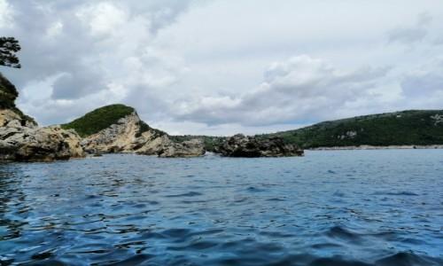 Zdjecie GRECJA / Korfu / Paleokastritsa / Zatoka Paleokastritsa 3