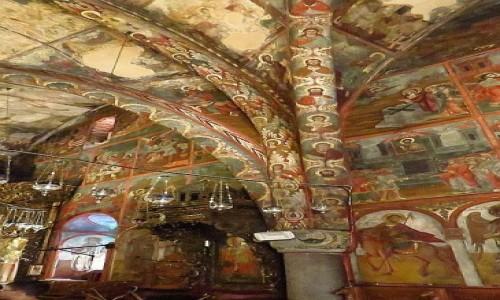 Zdjecie GRECJA / Archipelag Dodekanez / Simi / monastyr św. Michała z Panormitis