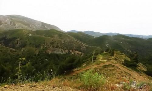 GRECJA / Archipelag Dodekanez / Wyspa Rodos / krajobrazy Rodos