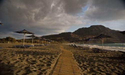 Zdjecie GRECJA / Kreta / wybrzeże południowe / Kreta