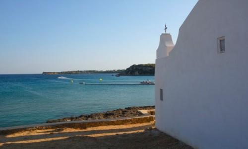 GRECJA / Wyspy Jońskie - Zakynthos / Agios Nikolaos / St. Nicholas Beach