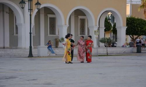 Zdjecie GRECJA / Wyspy Jońskie / Zakynthos / Chinki na Zakynthos