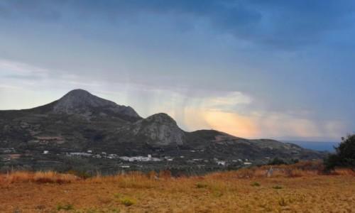 Zdjęcie GRECJA / Kreta / południe wyspy / Pochmurny wieczór