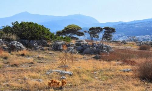 GRECJA / Kreta / Retimno / Wzgórze