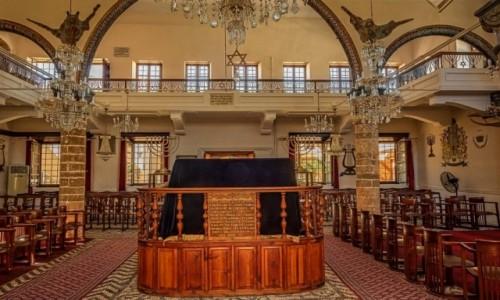 Zdjecie GRECJA / . / Rodos / Synagoga Kahal Kadosh Shalom