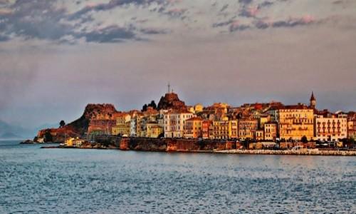 GRECJA / Wyspy Jońskie / Korfu / Korfu