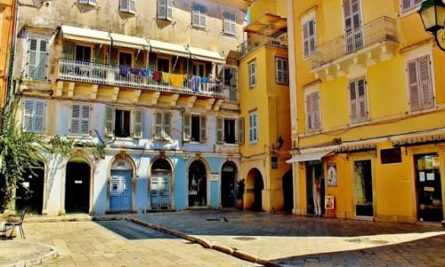 GRECJA / Wyspy Jońskie / Korfu / Spacerując po Korfu
