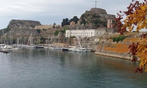 Zdjecie GRECJA / Korfu / Korfu / Forty