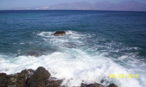 Zdjecie GRECJA / Kreta / Agios Nikolaos / U brzegów  Krety