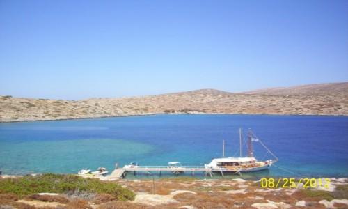 Zdjecie GRECJA / Kreta / Dia / Dia, niedaleko Krety