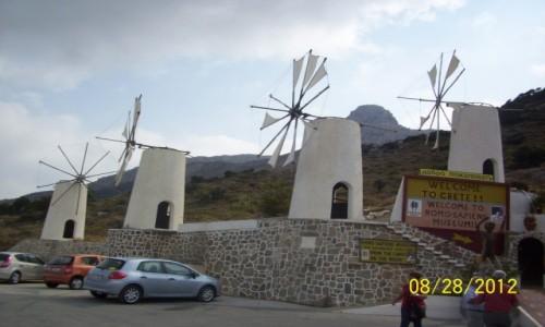 Zdjecie GRECJA / Kreta / Kreta / Kreta-interior