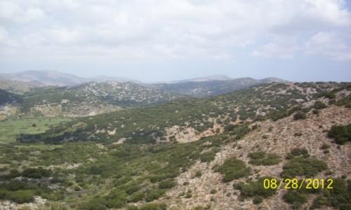 Zdjecie GRECJA / Kreta / Kreta / Krajobraz Krety