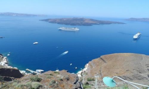 Zdjecie GRECJA / xxx / xxx / Santorini