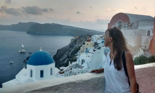 Zdjecie GRECJA / Grecja / Thira / Santorini