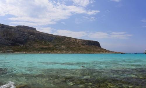 Zdjecie GRECJA / Kreta / Balos / Balos Lagoon