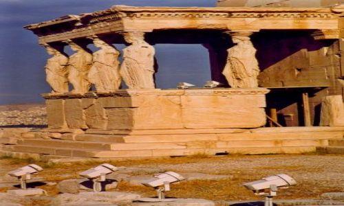 Zdjecie GRECJA / brak / Ateny / Akropol