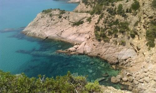 Zdjecie GRECJA / Thassos / Thassos / Thassos. Spokojna Wyspa Morza Egejskiego.