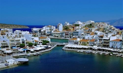 Zdjecie GRECJA / Kreta / . / Agios Nikolaos