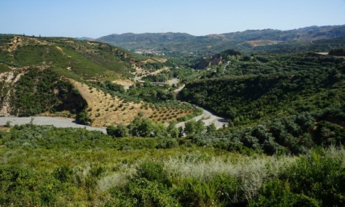 Zdjecie GRECJA / Kreta / . / Okolice Fournes