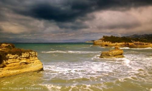 GRECJA / Korfu / Sidari / Uroki Korfu