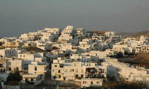 Zdjęcie GRECJA / cyklady, naxos / cyklady, naxos / miasto Naxos