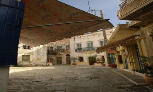 Zdjęcie GRECJA / cyklady, naxos / cyklady, naxos / miasteczko