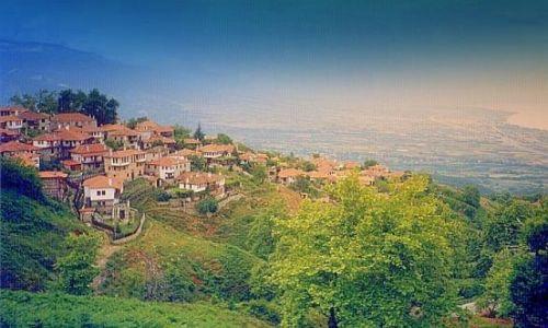 Zdjecie GRECJA / brak / Panteleimonas / Grecka wioska