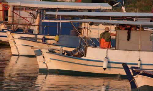 Zdjęcie GRECJA / Półwysep Chalkidiki / Sithonia / Wyprawa po ryby