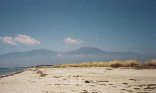 GRECJA / Pieria / Olimp / Plaża pod Olimpem