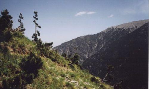 GRECJA / Pieria / Olimp / Góra Bara