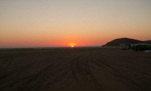 Zdjęcie GRECJA / Rodos / Prasonisi / Prasonisi o zachodzie słońca