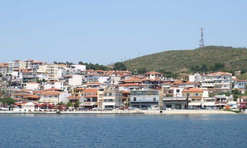 Zdjęcie GRECJA / Chalkidiki / sithonia / Agios Georgios