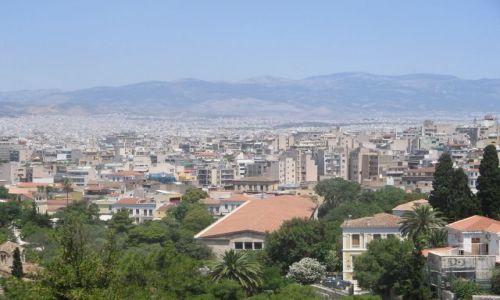 Zdjecie GRECJA / Attyka / Ateny / Ateny :)