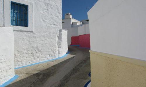 Zdjecie GRECJA / Wyspa Rodos / Archangelos / uliczka