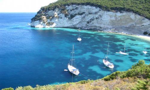 Zdjecie GRECJA / brak / Atokos / Atokos, Morze Jonskie