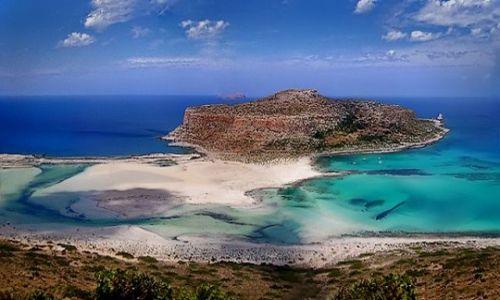 Zdjecie GRECJA / Kreta / Zatoka Balos / Gramwoussa